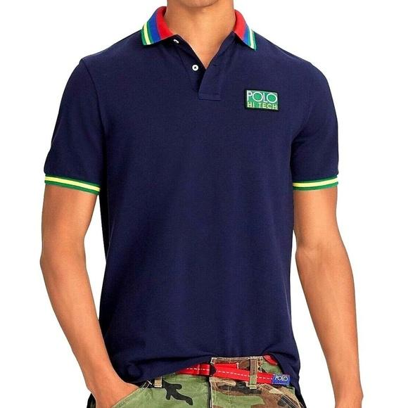 43f0b7af Polo by Ralph Lauren Shirts | Polo Ralph Lauren Hi Tech Mesh Cotton ...